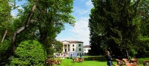 Panoramica della Villa
